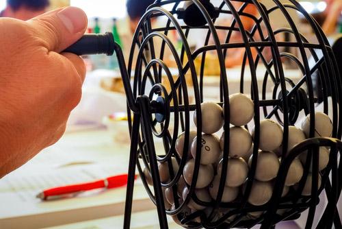 Estrazione premi della Lotteria <br>organizzata dalle classi '56, '61, '65 e '65